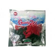 Твистеры Guang Wei 007, 4.5см, 20шт